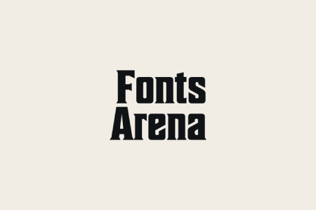 Fonts Arena