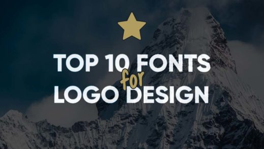 Top 10 Fonts for Logo Design